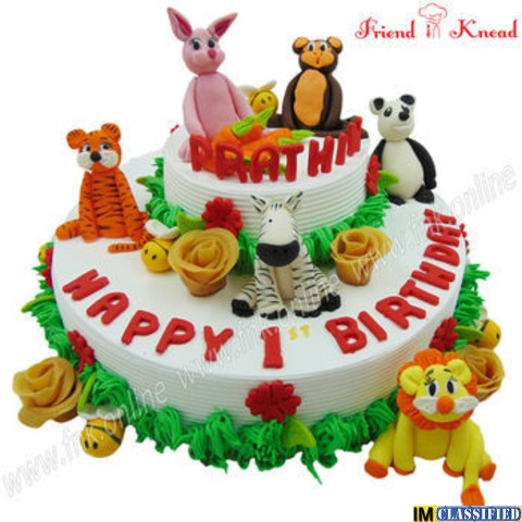Online cake order - Online Cake delivery shop coimbatore - Friend In Knead - 3/5