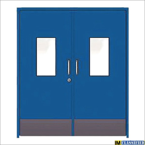 Fire proof doors in bangalore