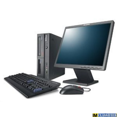 Computer Peripherals have Good Condition ALL Type of Desktops are available for Sale. - 1/1