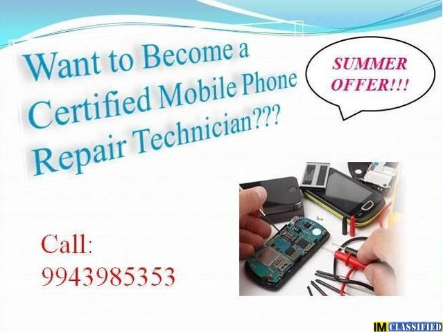 Mobile Servicing courses - 2/2