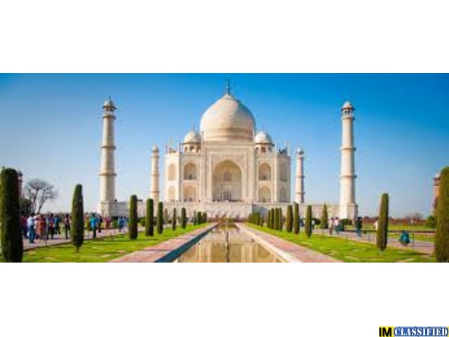 Golden triangle tour in India - 1/1